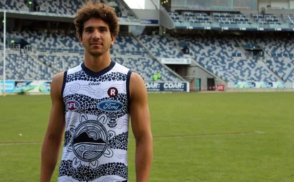 Cats Launch Indigenous Jumper