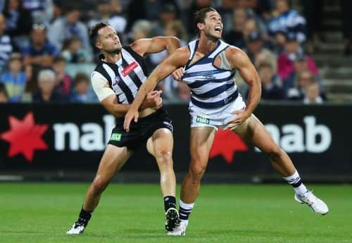 Predicted 22 Collingwood Round 9